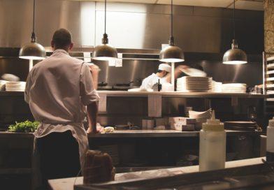 Professionelt køkken