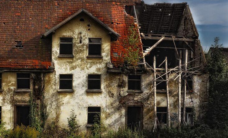 Hus til nedrivning