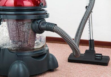 Et rent hjem med ny støvsuger